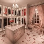 walk-in-closet-linoleum-floor
