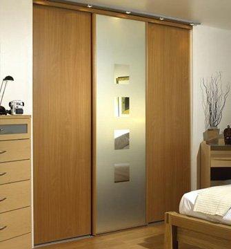 Фото раздвижных дверей для гардеробной