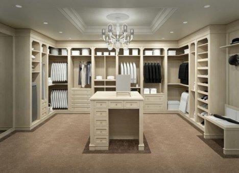 Фото гардеробной от Mr Doors