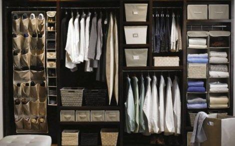 Фото гардеробной системы Rubbermaid